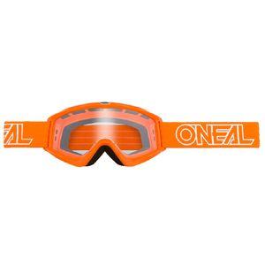 Oneal B-Zero Motocross Brille Farbe: Orange