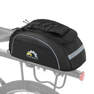 Wasserdichte Fahrrad-Fahrrad-isolierte Kuehltasche MTB-Fahrradkoffer-Tasche Gepaecktraeger-Aufbewahrung Gepaecktraeger-Tasche Packtasche
