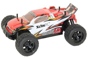 Truggy one16 TR - 4WD RTR Modellauto, rote Karosserie