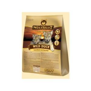 Wolfsblut - Wild Duck Puppy Ente+Kartoffel, 15kg