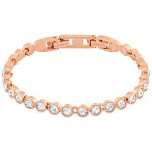 Swarovski Armband 5039938 Tennis, rosé vergoldet