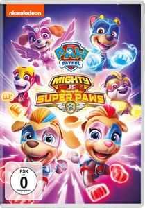 Paw Patrol: Mighty Pups Super Paws (DVD) Min: 81DD5.1WS 6-Episoden - ParamountCIC  - (DVD Video / Animationsfilm)