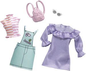 Barbie Fashions 2er-Pack Pastellfarbene Moden