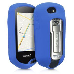 kwmobile Hülle kompatibel mit Garmin Oregon 700 / 750t / 600 / 650 - Schutzhülle für GPS Handgerät in Blau