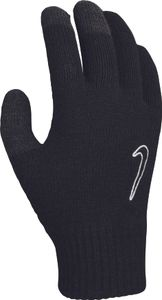 NIKE NIKE KNITTED TECH AND GRIP Cloves 3885 091 BLACK/BLACK/WHITE L/XL