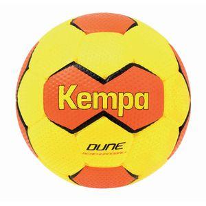 Kempa Dune Beachhandball - Größe: 2, gelb/rot, 200183809