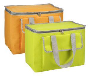Kühltasche Isoliertasche Picknicktasche 30 Liter 2 Tragegriffe Fronttasche 66308