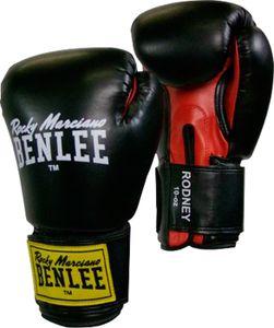 BENLEE Boxhandschuhe, Rodney, schwarz-rot Size - 14 Oz