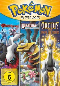 Pokémon 1-3