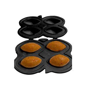 cofi1453® Hüma Içli Köfte Aparati 3-Teilig Kibbeh Maker gefüllte Frikadelle Form Teigform schwarz