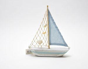 Segelboot Deko Maritim Landhausstil