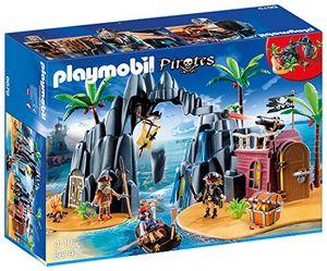 PLAYMOBIL 6679 - Piraten-Schatzinsel