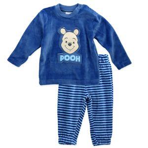 Disney Winnie Pooh Baby Set Shirt Hose Jungen blau 62/68 (3-6 Monate)