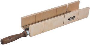 Schneidladen Set mit Feinsäge - 300x57x40 mm