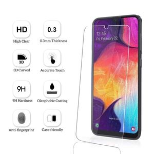 2x Samsung Galaxy A20e Panzerglas Schutzfolie Panzer Schutz Display Glas Panzerfolie 9H Echtglas