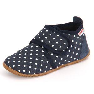 Giesswein Schuhe Stans Slim Fit Dunkelblau Baumwolle, 44701548, Größe: 24