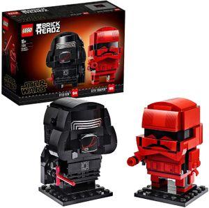 LEGO BrickHeadz Kylo Ren & Syth Trooper (75232) – Star-Wars-Spielzeug