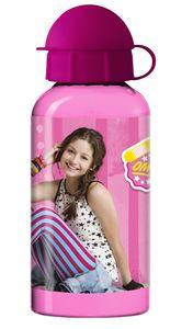 Disney Soy Luna Trinkflasche Alu