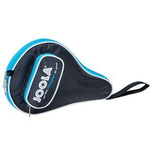 JOOLA Tischtennis-Hülle Pocket schwarz-blau