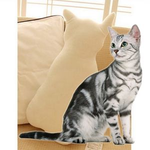 1 Stück Katzenkissen , 白色