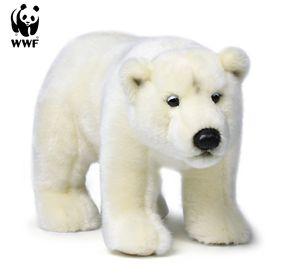Plüschtier Eisbär (stehend, 31cm)