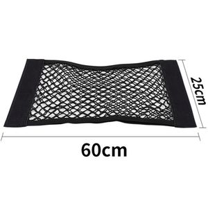 Auto Aufbewahrungstasche Aufbewahrungsnetz Auto Dekor Universal 1 Pc Black Pocket Cage Trunk Box Netze