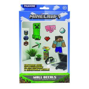 Minecraft Wandsticker, Decals