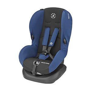 Maxi-Cosi Priori SPS + Kindersitz mit optimalen Seitenaufprallschutz und 4 Sitz- und Ruhepositionen, Gruppe 1 (9-18 kg), nutzbar ab 9 Monate bis 4 Jahre, basic blue (blau)