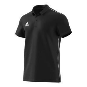 adidas ClimaLite Herren Polo Shirts schwarz, Größe:XL, Farbe:Schwarz