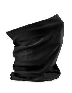 Schlauchschal Morf Original / Herren Winter Schal - Farbe: Black - Größe: One Size