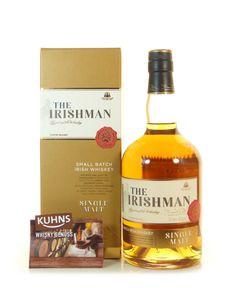 The Irishman Single Malt 0,7l, alc. 40 Vol.-%, Irish Whiskey