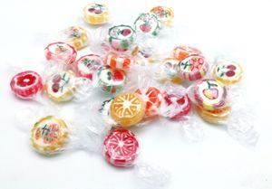 Rocks Bonbons Frucht Mix (einzeln verpackt) 500 g