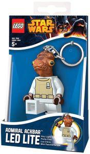 Lego Star Wars Mini-Taschenlampe Admiral Ackbar