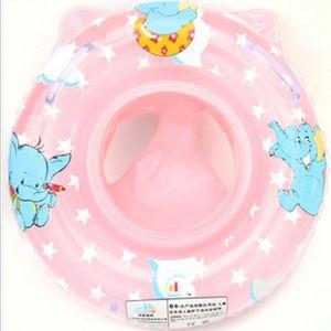 Schwimmring, Baby Schwimmsitz Kinder Schwimmreifen Spielzeug, Kleinkinder ab 6 Monate bis 3 Jahre, Rosa