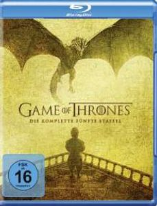 Game of Thrones Staffel 5 [Blu-ray]