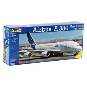 Revell Airbus A 380 Design New livery First Flight - Mehrfarbig - Kunststoff - 10 Jahr(e) - 163 Stüc Revell