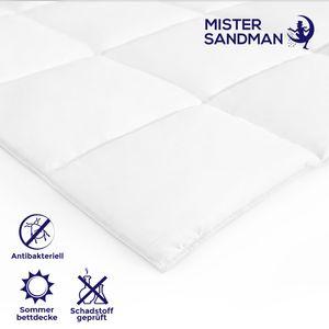 Sommerbettdecke aus Mikrofaser  - 155x220cm