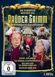 Die schönsten Märchen der Brüder Grimm Box 2 -   - (DVD Video / Sonstige / unsortiert)
