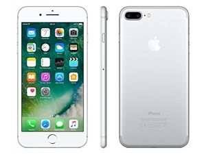 Apple Iphone 7 Plus - 128 GB, Silber