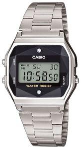 Casio Uhr Retro Armbanduhr A158WEAD-1EF Digitaluhr
