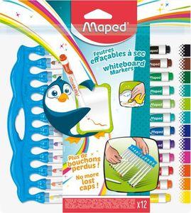 Maped Whiteboard Marker Marker'Peps Innovation 12er Set