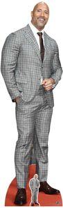 Johnson, Dwayne Douglas - Suit - WWE VIP - Pappaufsteller Standy - 59x194 cm