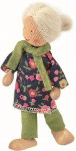 Käthe Kruse 66412 - Waldorf Biepuppe Großmutter