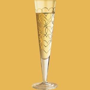 Ritzenhoff Champus Champagnerglas R. Mahlberg H00