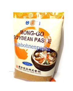 Mongo-Go Soja-Miso-Paste 500 g