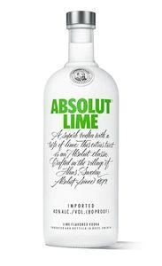 Absolut Vodka Lime | 40 % vol | 0,7 l