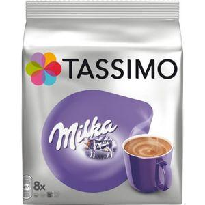 Tassimo Milka Kakaospezialität | 8 T Discs, Kaffeekapseln
