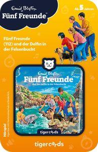 tigercard - Fünf Freunde - Folge 112: und der Delfin in der Felsenbucht - Tigermedia Karten