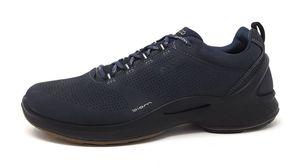 ECCO Herren Sneaker Sneaker Low Veloursleder blau 44