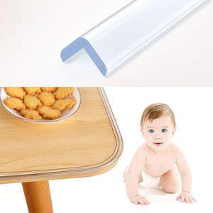 Kantenschutz  (6m / 20 Fuß), Transparent Kantenschutz Eckenschutz für Baby Kinder Schutz, Extra Weich, Geruchsneutral, Starke Haftung